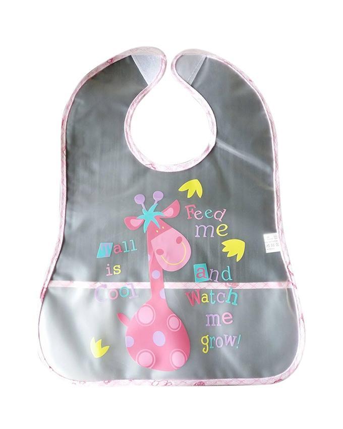 Multi Color Translucent Plastic Bibs For Babies
