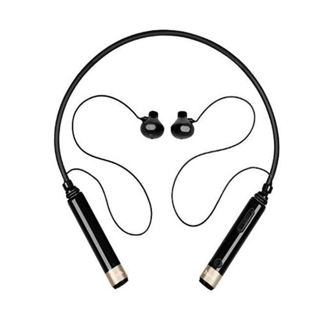 ES6 - Wireless Bluetooth Earphone - Black