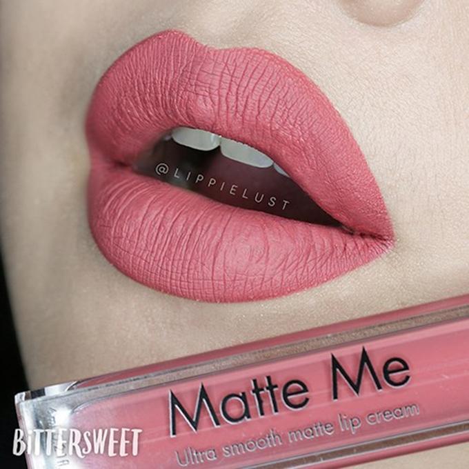MakeUP Matte Me Lip Gloss - Bittersweet
