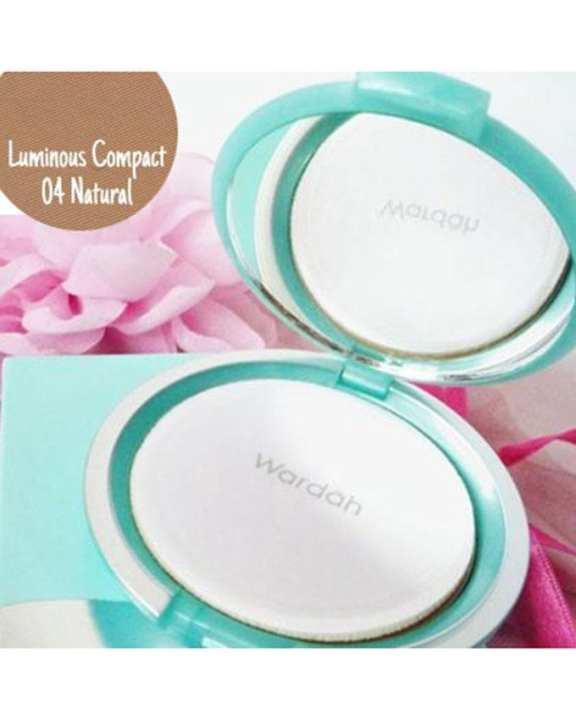 Everyday Lum. Compact Powder 04 - 14 gm