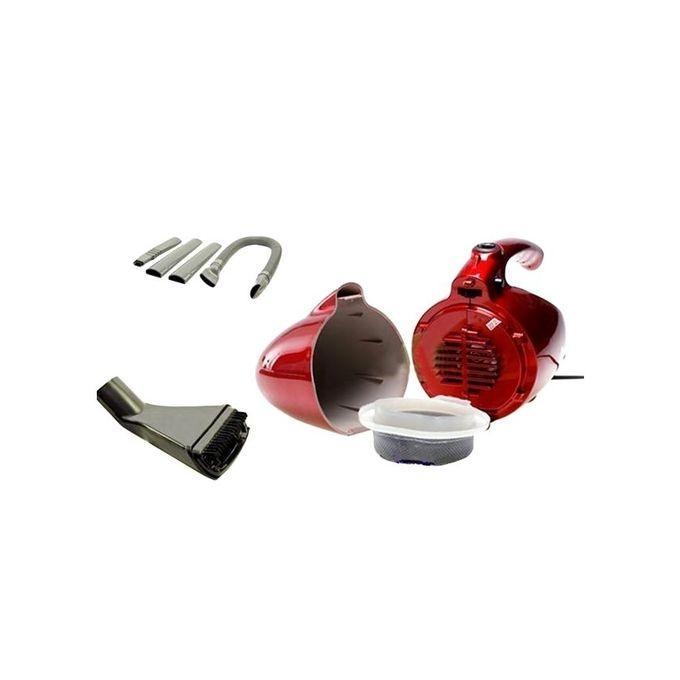 Air Circular System Vacuum Cleaner - Red