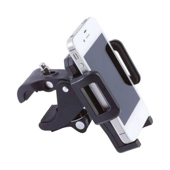 Bicycle Mobile Phone Holder - Black