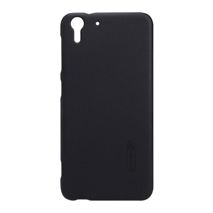 Super Frosted Shield Back Case For HTC Desire Eye - Black