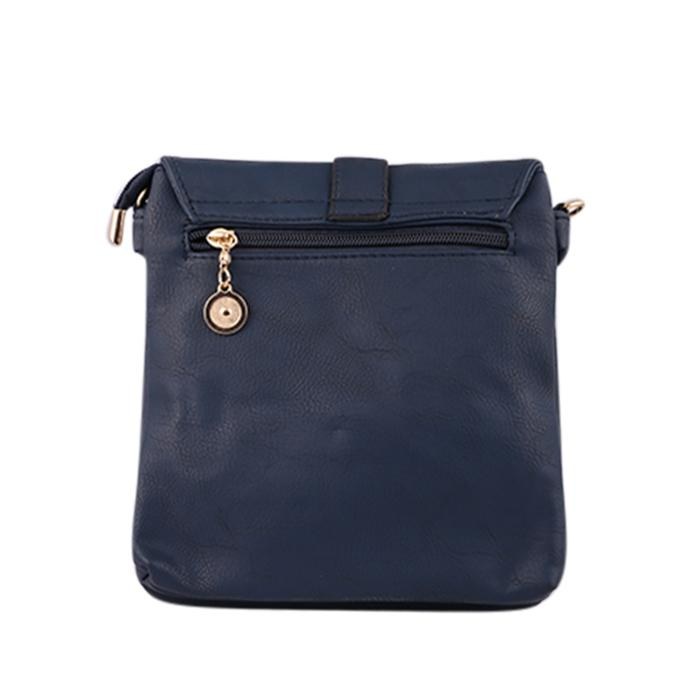 Navy Blue Side Bag for Women