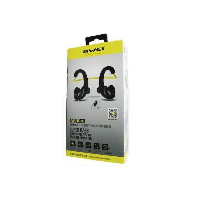 A880BL - Wireless Earphone - Black