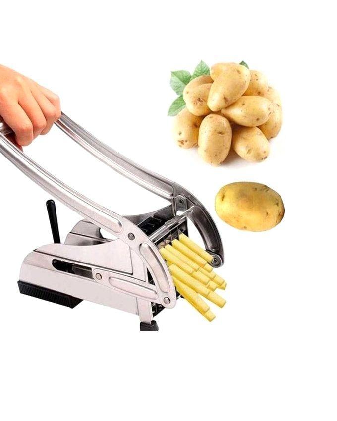 Potato Chopper - Silver