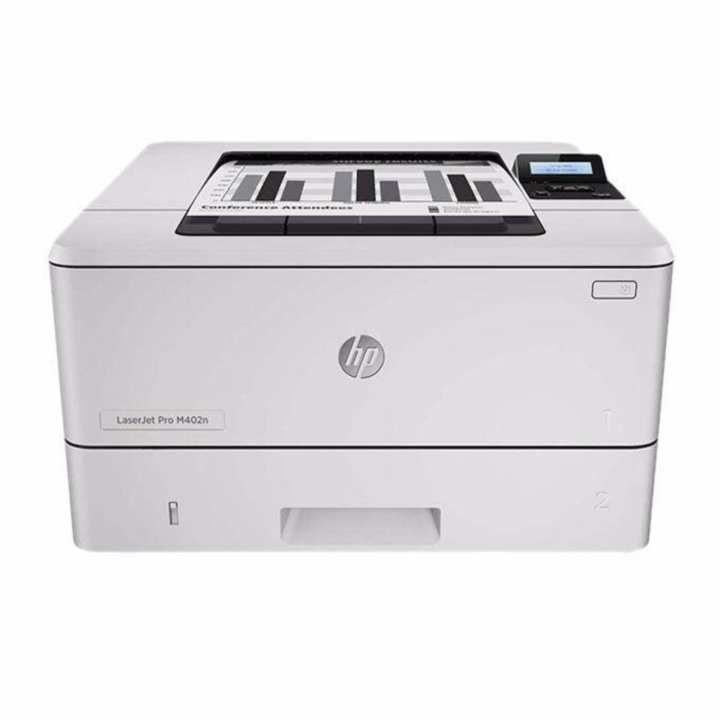 A4 Mono Laser Printer LaserJet Pro M402DN - White