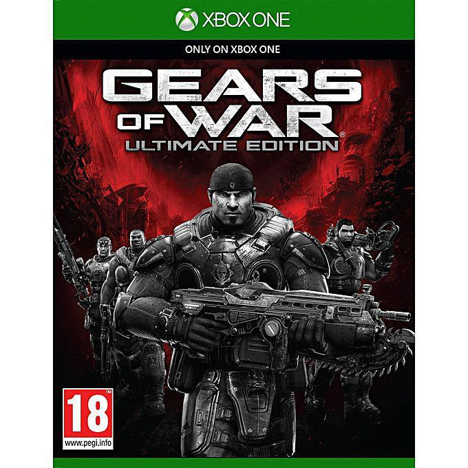 Gears of War - Ultimate Edition Gaming CD for Xbox one
