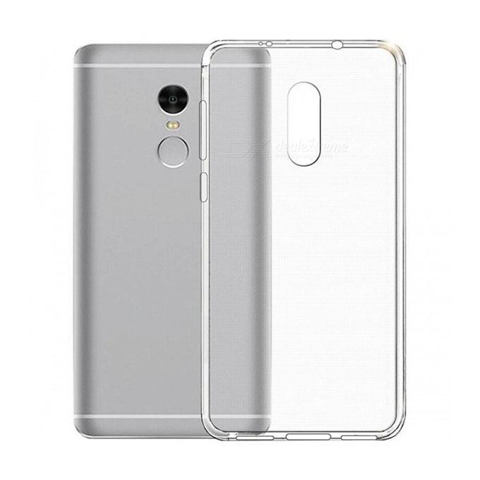 Transparent TPU Back Case for Redmi Note 4X