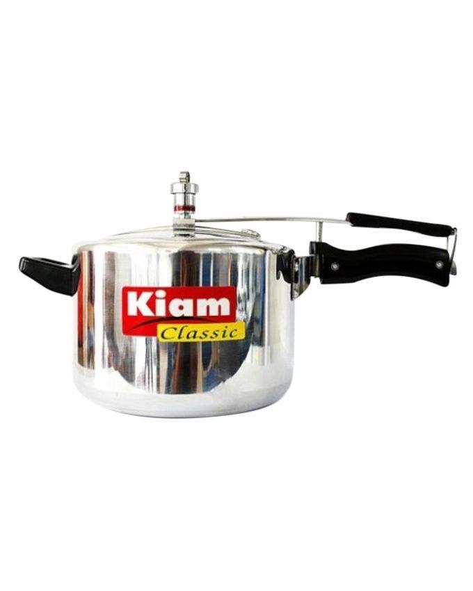 Classic Pressure Cooker 6.5L - Silver