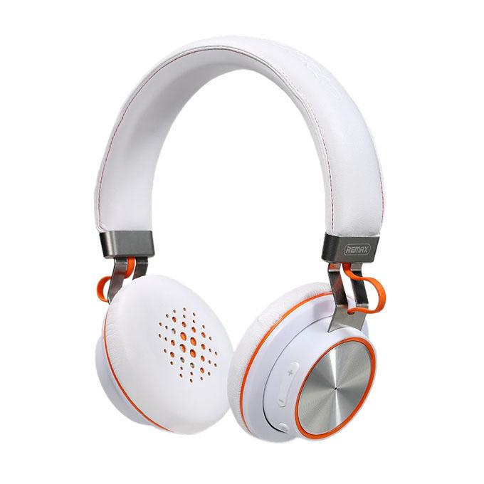 RB-195HB Wireless Bluetooth Headphone - White