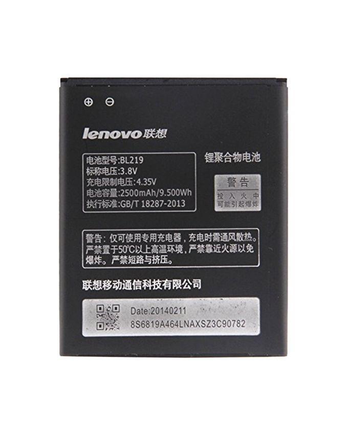 Mobile Battery for Lenovo BL-219 - 2500mAh