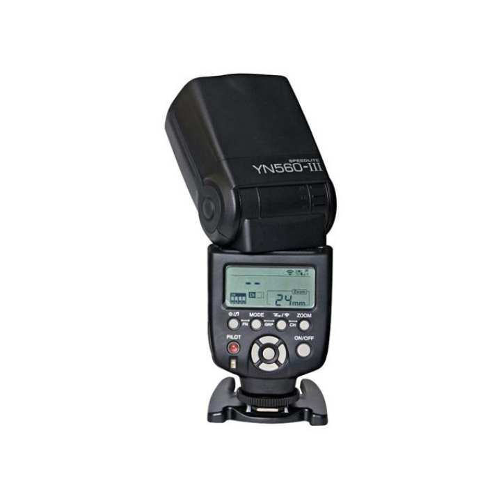 YN560 III Speedlite Flash - Black