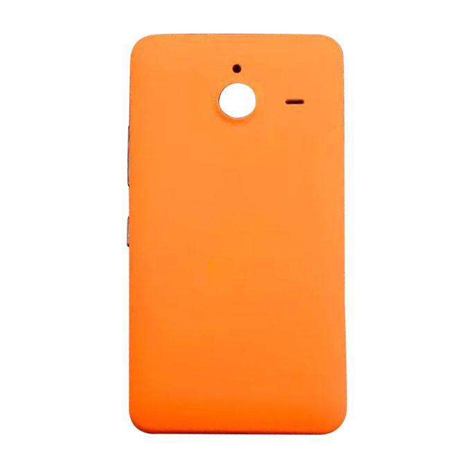 Housing Battery Back Cover Rear Shell for Microsoft Nokia Lumia 640XL - Orange