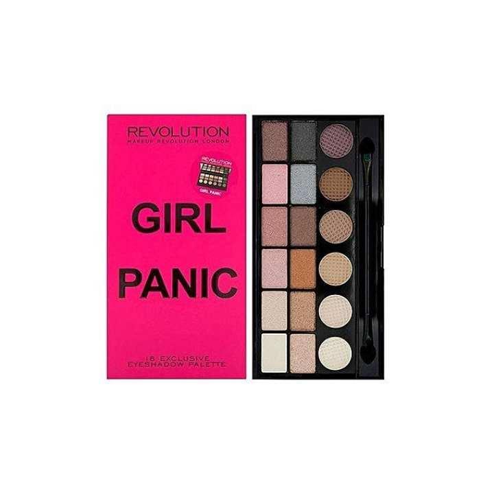 Salvation Palette - Girl Panic