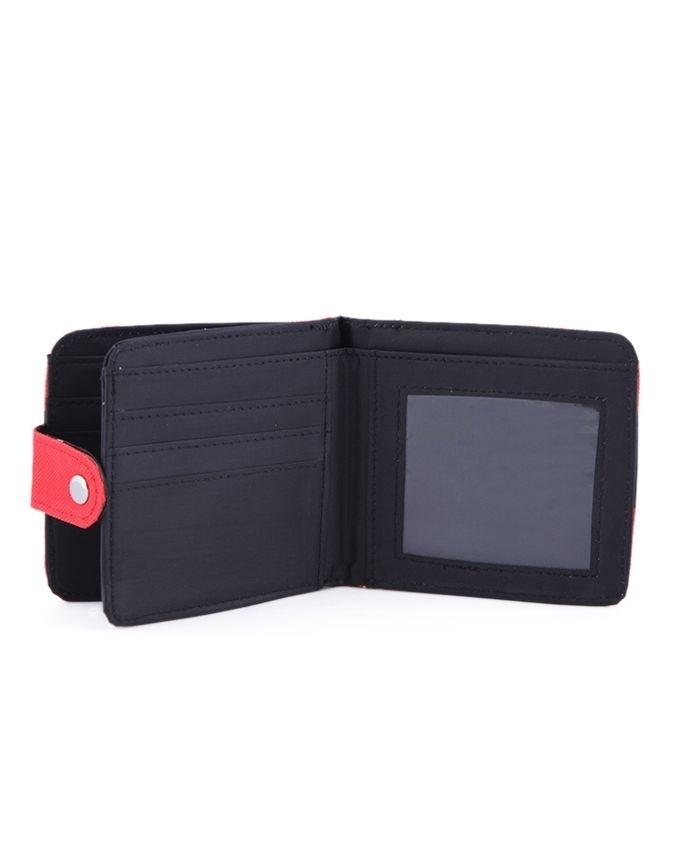 Stylish Wallet For Men - Red