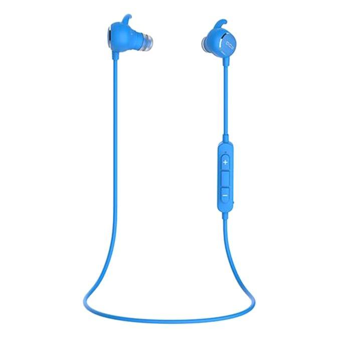 QY19 Bluetooth In-Ear Stereo Wireless Earphones – Blue