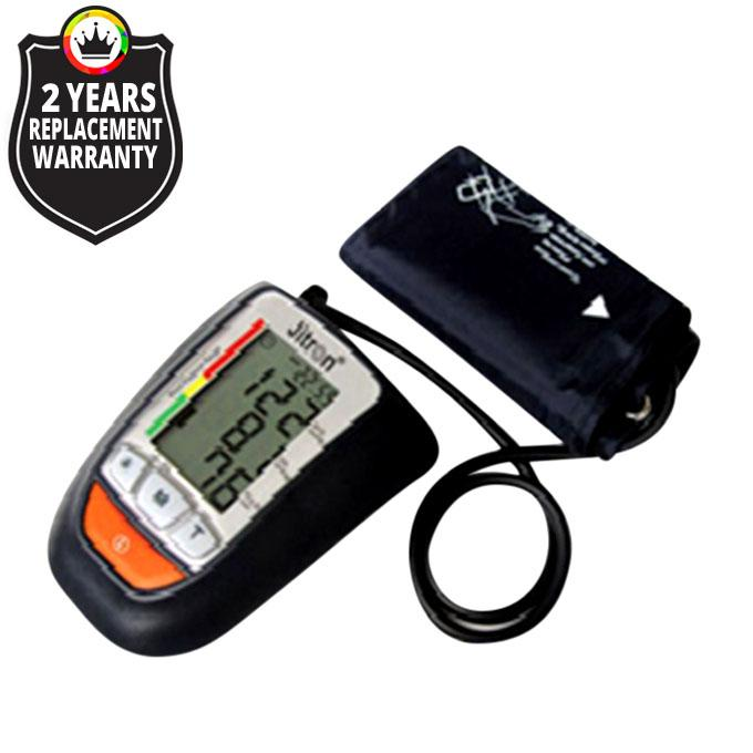 BPI 901A / Digital Arm Blood Pressure Monitor with IPD - Black