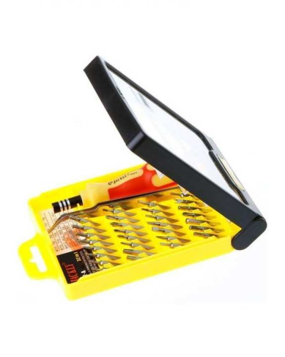 31 In 1 Professional Hardware Tools - Yellow