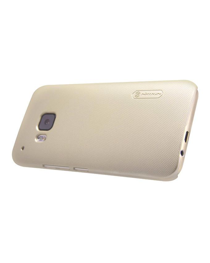 HTC One M9 Super Frosted Shield Back Case - Golden