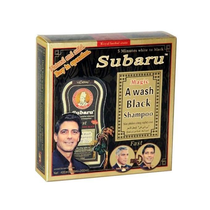 Subaru Hair Shampoo - Black