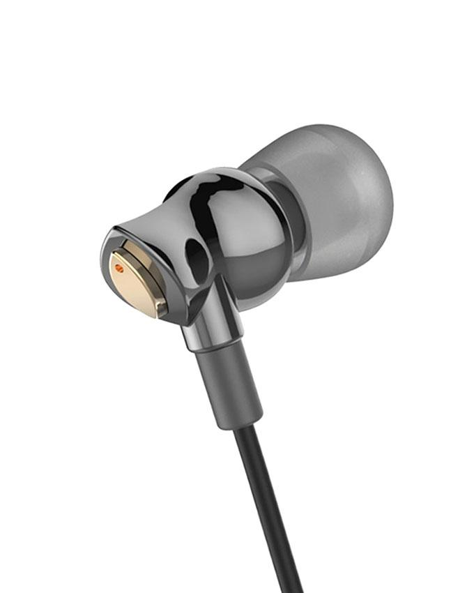 HIFI Ceramic Earphone - HF1 - Black