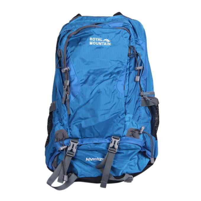 Doger Blue Polystar Backpack For Men