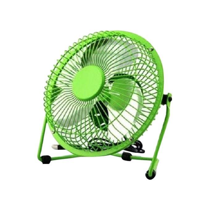 USB Mini Fan - Green