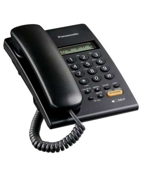 Panasonic Kx-T7705X Lcd Display Caller Id Telephone Set (Black)