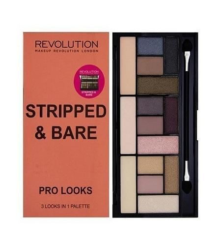 Stripped & Bare Pro Looks 3 Looks in 1 Palette - 13g