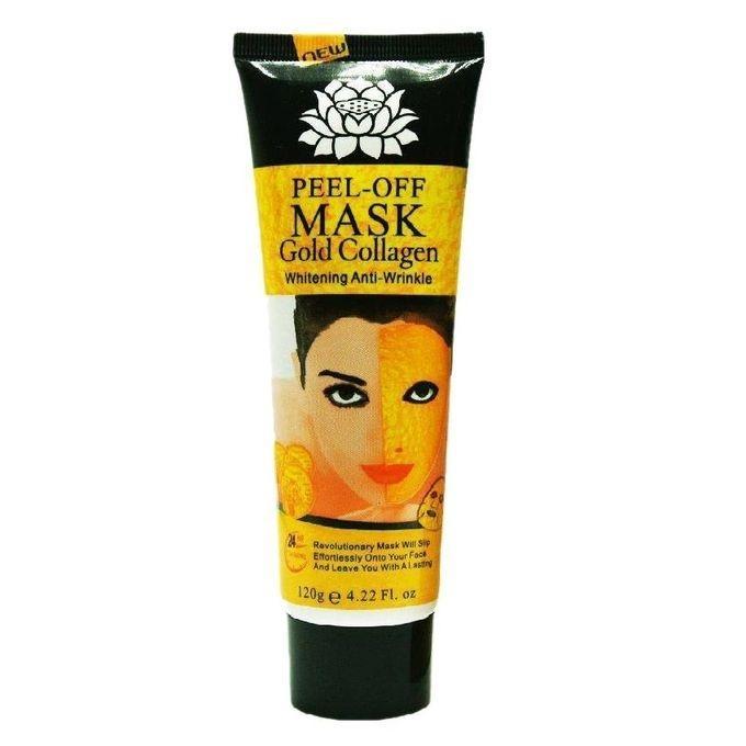 Dr. Rashel Gold Collagen Peel Off Mask Whitening Anti-Wrinkle - 120gm