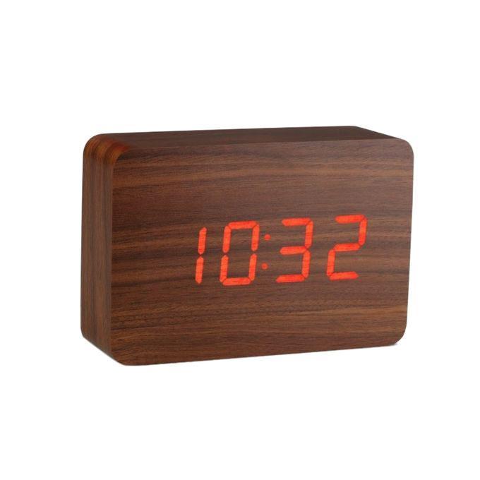Desktop Clock – Wooden