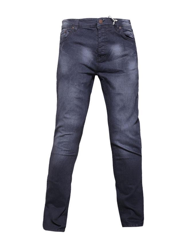 Gray Denim Jeans For Men