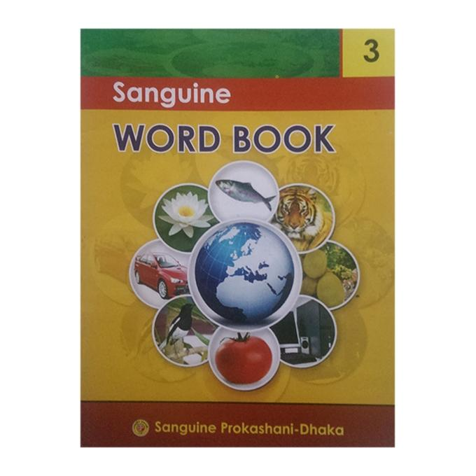 Word Book- 3