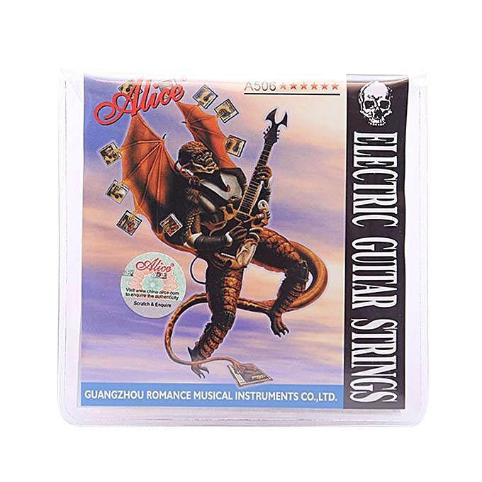 Alice Electric Guitar Strings Set for 6 String Electric Guitar