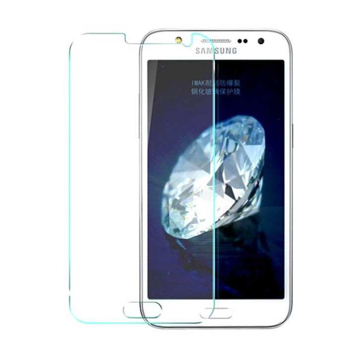 Tempered Glass for Samsung Galaxy J7 - Transparent