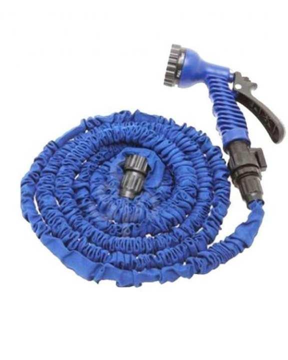 Magic Car Washing Hose Pipe (50ft) - Blue
