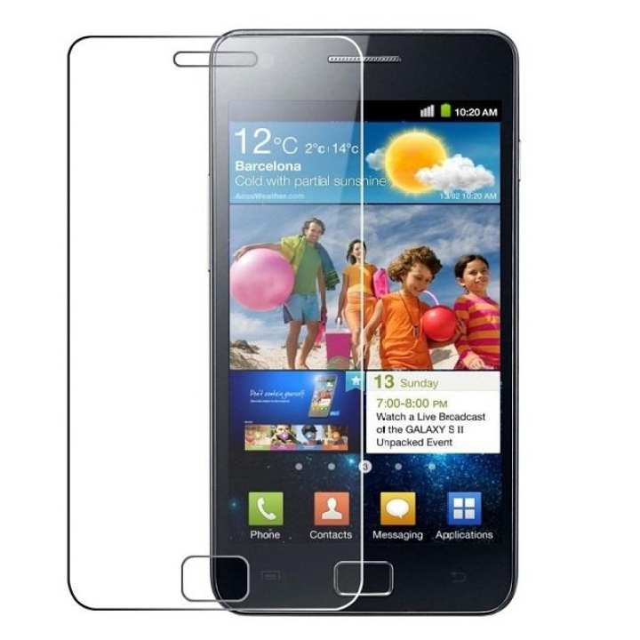 Screen Protector for Samsung Galaxy S2 - Transparent