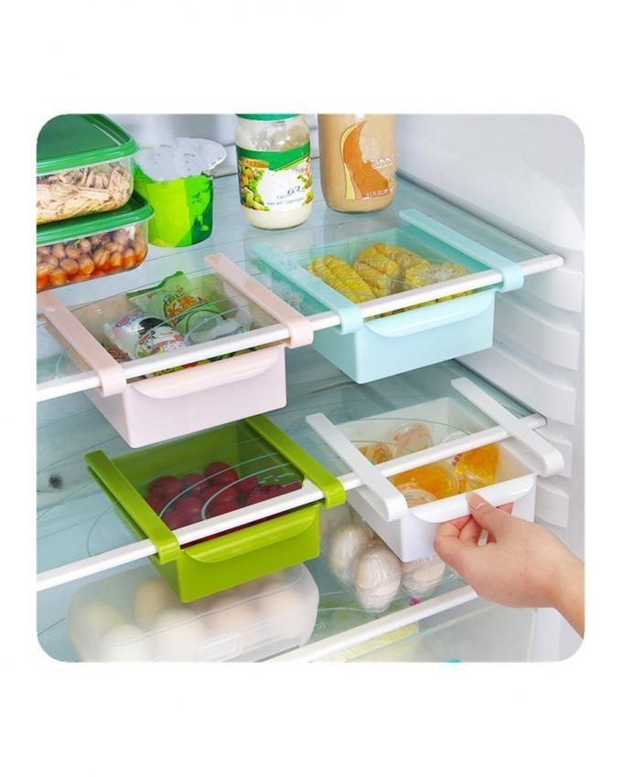 Refrigerator Layer Storage Box - Green