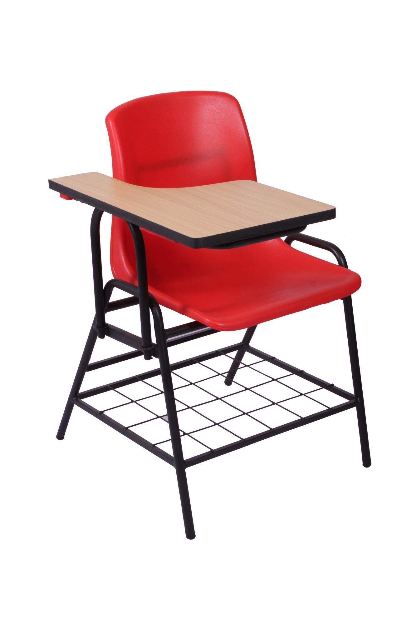 Tanin Institute Furniture Series - CH-01 Tab net wooden top - Red