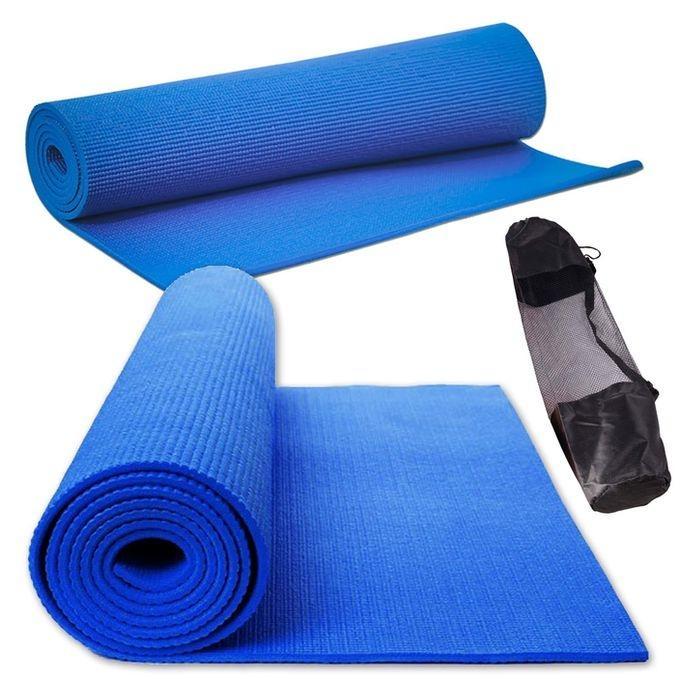Yoga Mat 6mm Blue Buy Online At Best Prices In Bangladesh Daraz Com Bd