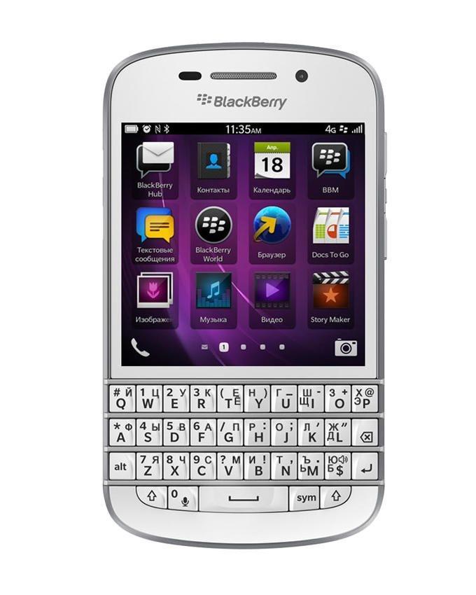 Q10 (SQN100-3) Smartphone 16GB - White