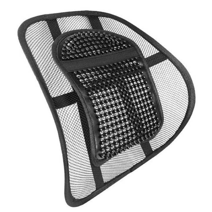 Sit Right Back Support for Any Kind of Seat - Black