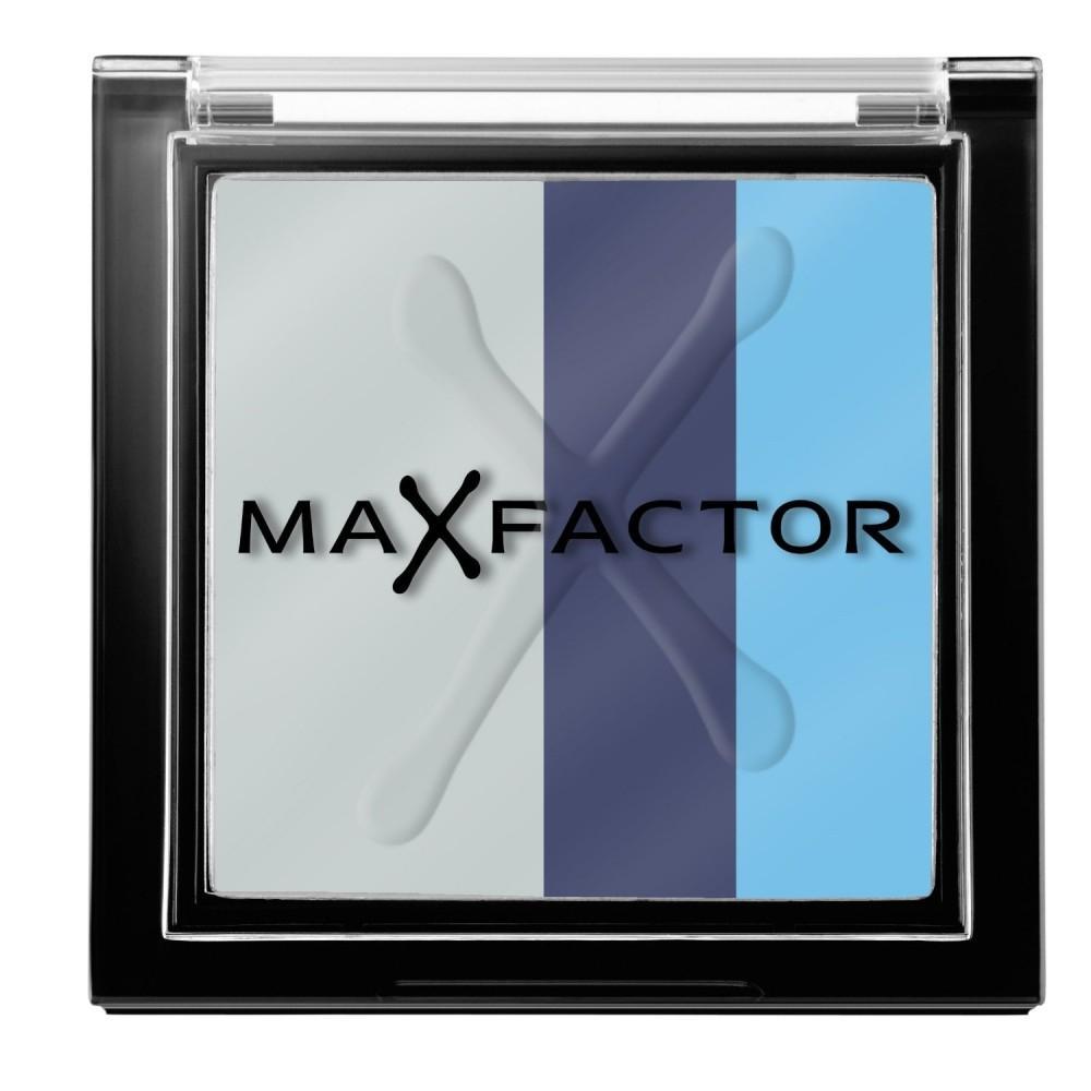 Max Effect Trio Eye Shadow 07 Over the Ocean - 5g