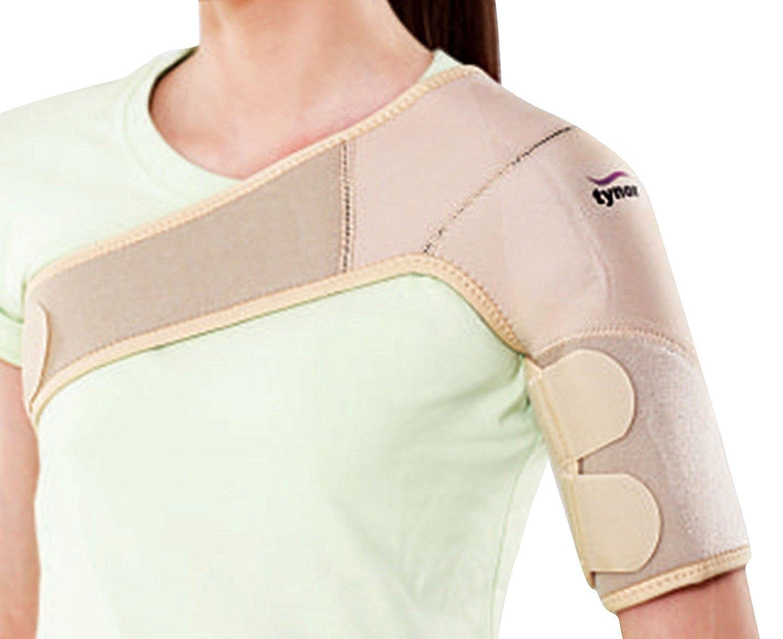 Shoulder Support (Neoprene) - Golden Ash