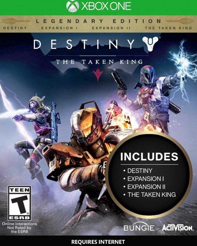 Destiny: The Taken King - Legendary Edition For Xbox One