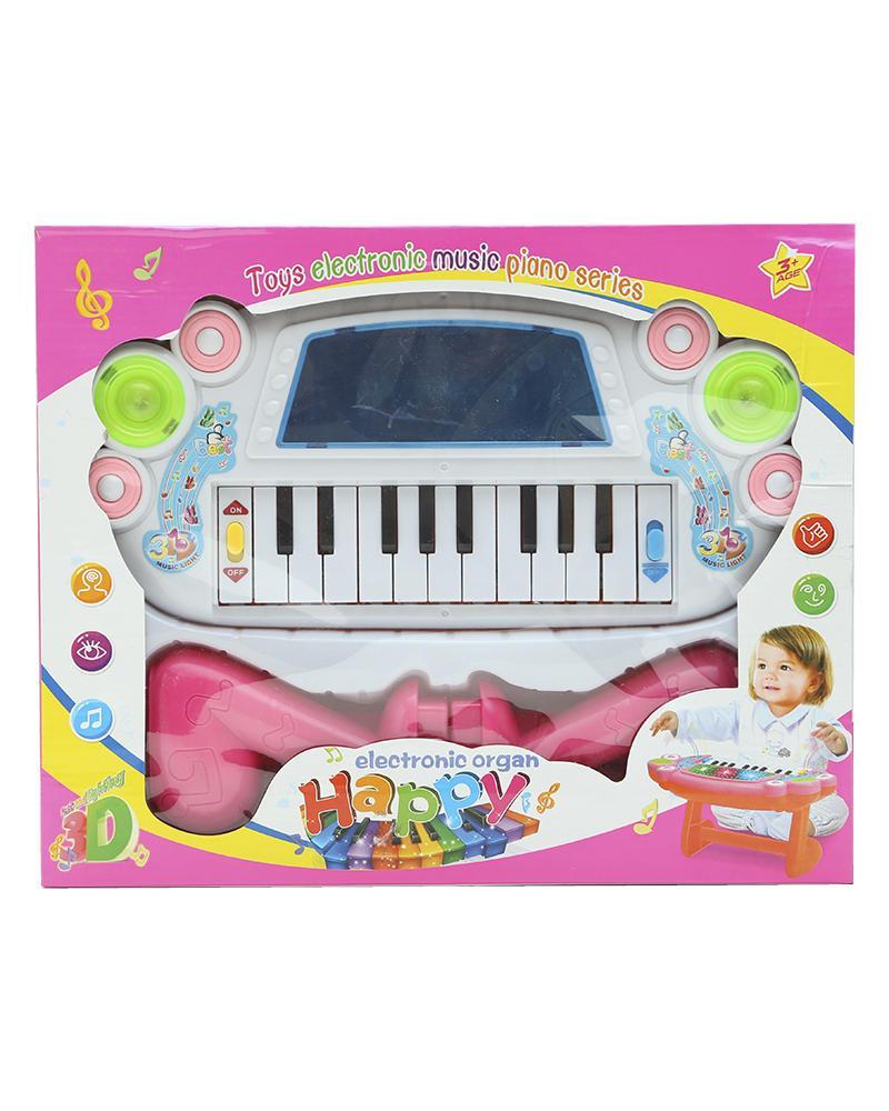 Electronic Organ - Multicolor