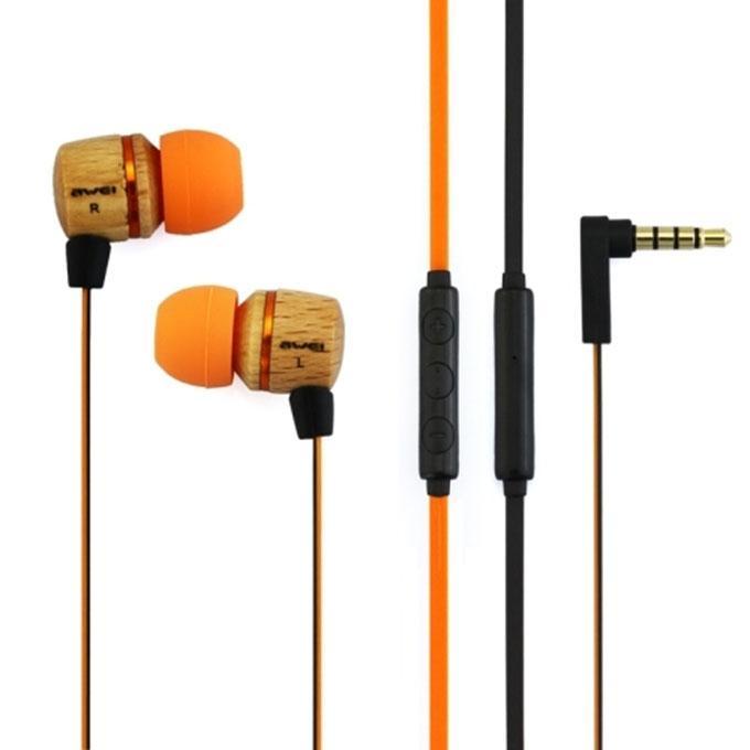 ES16Hi In-Ear Earphone - Orange