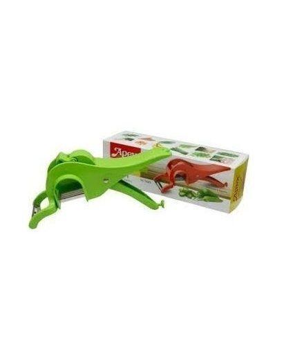 Vegetable Cutter - Green & White