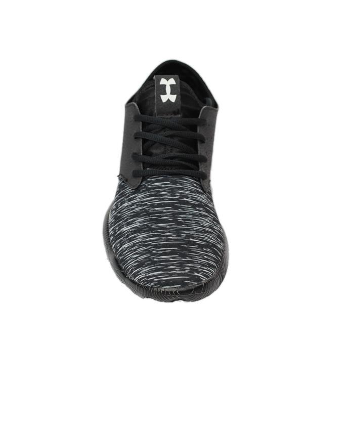 Soft Fabrics Casual Sports Shoe - Black and White